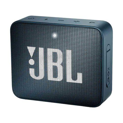 Parlante JBL Go 2 BT Slate Navy