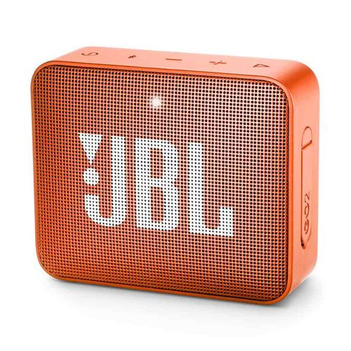 Parlante JBL Go 2 BT Coral Orange