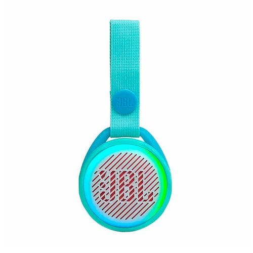 Parlante JBL JR POP Aqua Teal
