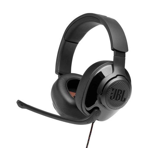 Auriculares JBL Quantum Q200 GaFlip up Mic Black