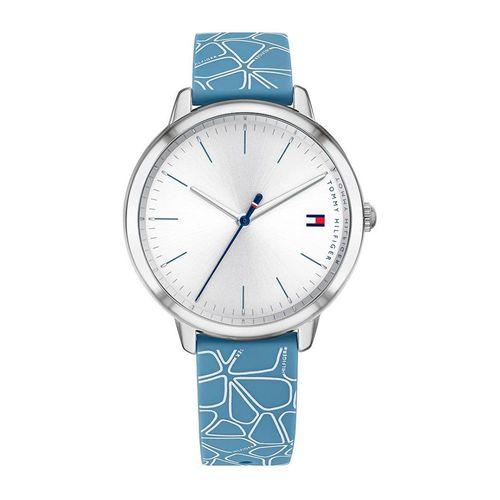 Reloj Tommy Hilfiger para Mujer de Silicona Celeste 1782249