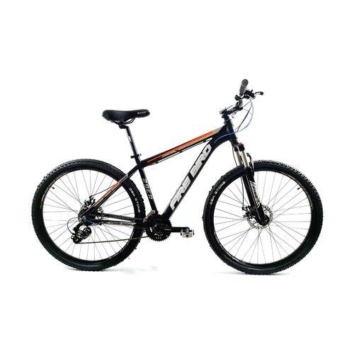 Bicicleta Firebird MTB aluminio rodado 29 negro gris azul