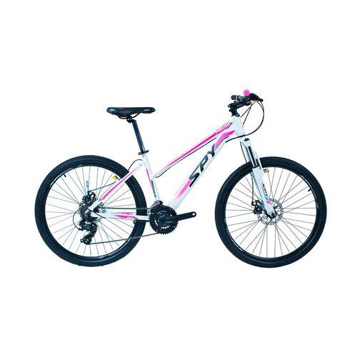 Bicicleta Firebird MTB aluminio rodado 29 rosa y blanco
