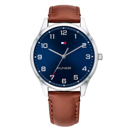 Reloj Tommy Hilfiger para Hombre de Cuero Marrón 1791659