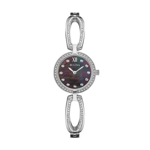 Reloj Bulova con Cristales 96L224 - Segunda Selección