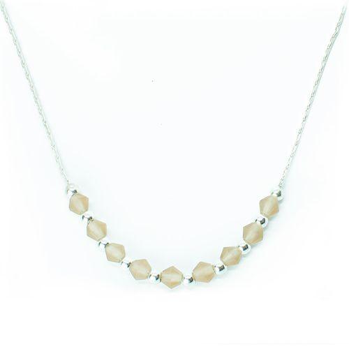 Collar Carmin Crystal Ambar