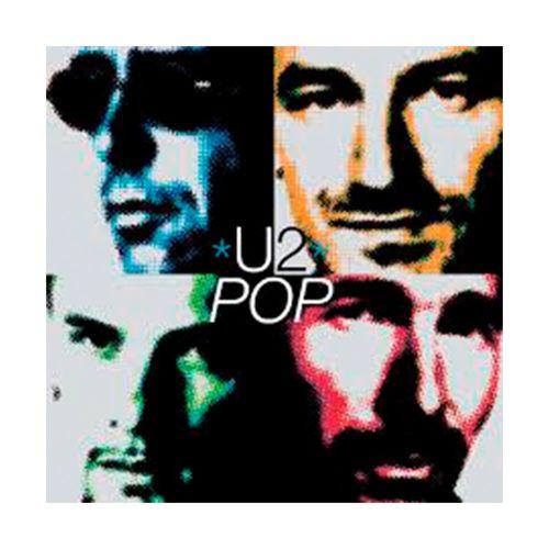 Disco de Vinilo U2, Pop