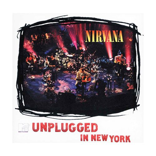 Disco de Vinilo Nirvana, Mtv Unplugged In New York