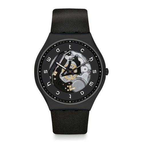 Reloj Swatch White Side