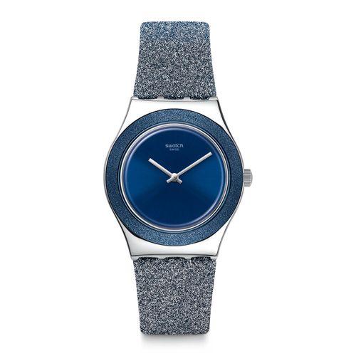 Reloj Swatch Blue Sparkle