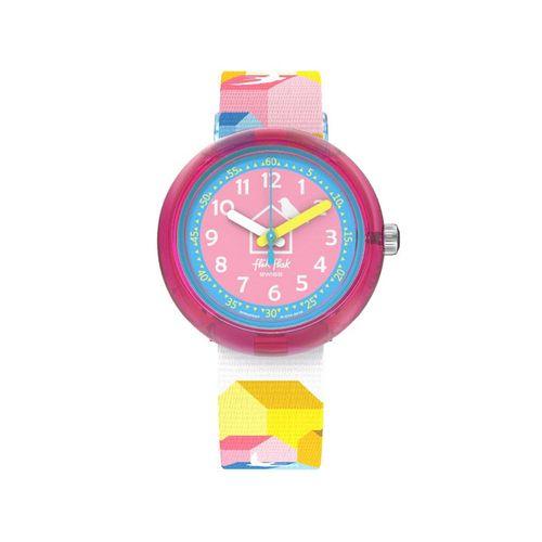 Reloj Flik Flak Casitas
