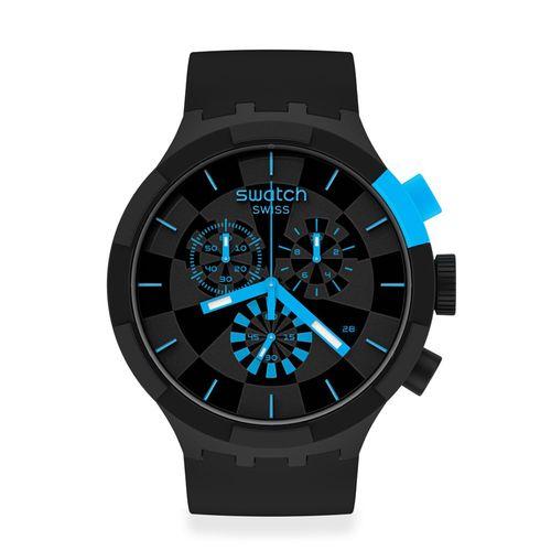 Reloj Swatch Checkpoint Blue