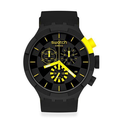 Reloj Swatch Checkpoint Yellow