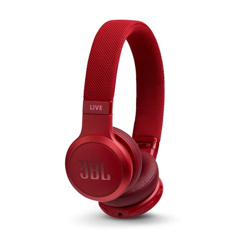 Auriculares JBL Live 400BT On Ear Wireless Red