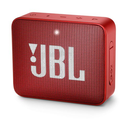 Parlante JBL Bluetooth GO 2 Red