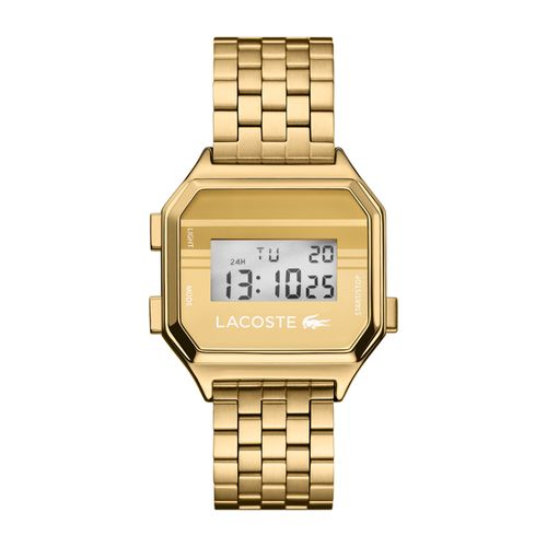 Reloj Lacoste Berlin, Digital Dorado 2020138