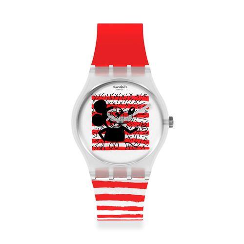 Reloj Swatch Mouse Mariniere
