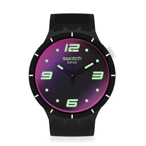 Reloj Swatch Futuristic Black