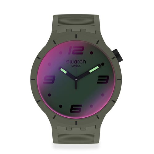 Reloj Swatch Futuristic Green