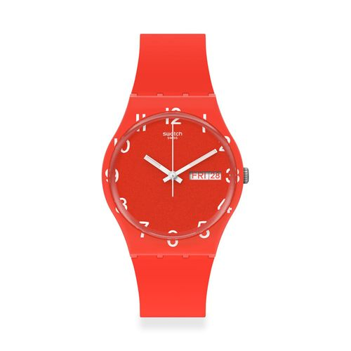 Reloj Swatch Over Red
