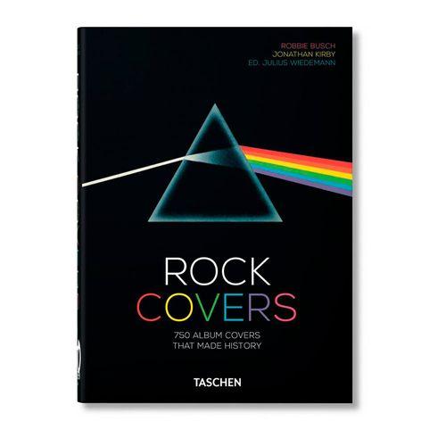 Libro Taschen: Rock Covers
