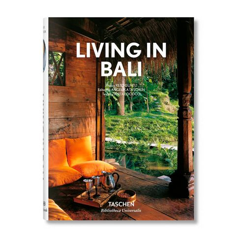 Libro Taschen: Living in Bali
