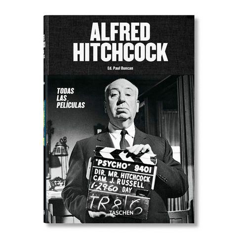 Libro Taschen: Alfred Hitchcock. Todas las películas