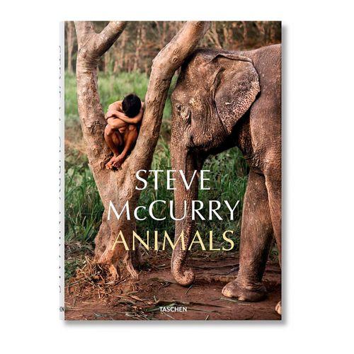 Libro Taschen: Steve McCurry. Animals