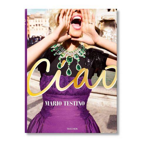Libro Taschen: Mario Testino. Ciao LI836578813