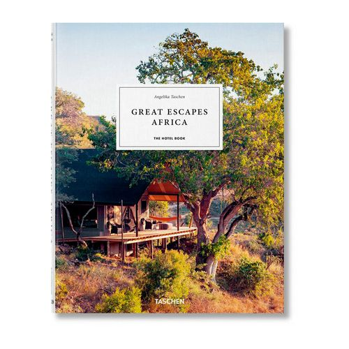 Libro Taschen: Great Escapes Africa. The Hotel Book.