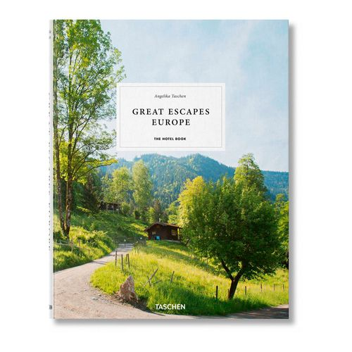 Libro Taschen: Great Escapes Europe. The Hotel Book.