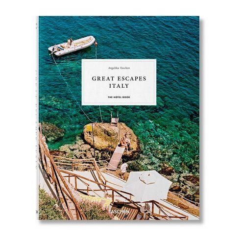 Libro Taschen: Great Escapes Italy. The Hotel Book