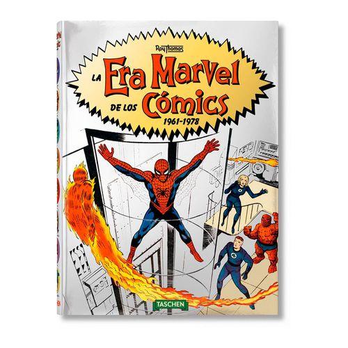 Libro Taschen: La Era Marvel de los cómics 1961–1978