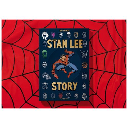 Libro Taschen: The Stan Lee Story