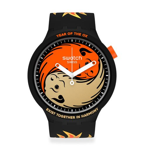 Reloj Swatch Ox Rocks 2021!