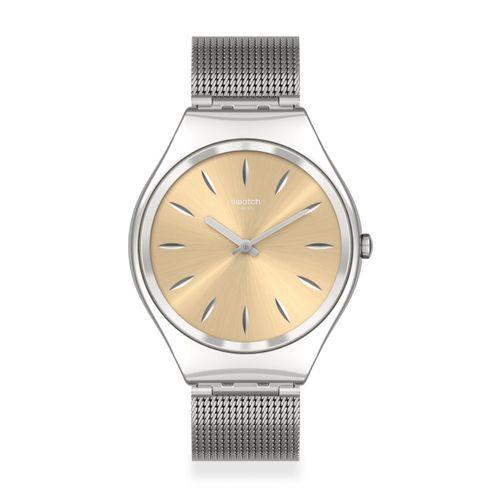Reloj Swatch Skingoldenblink