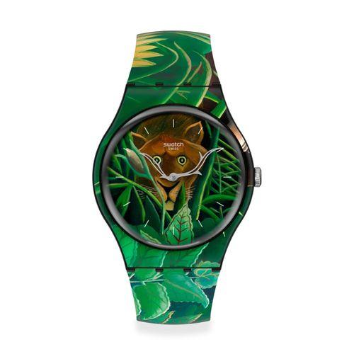 Reloj Swatch The Dream By Henri Rousseau, The Watch