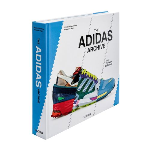 Libro Taschen: The adidas Archive. The Footwear Collection