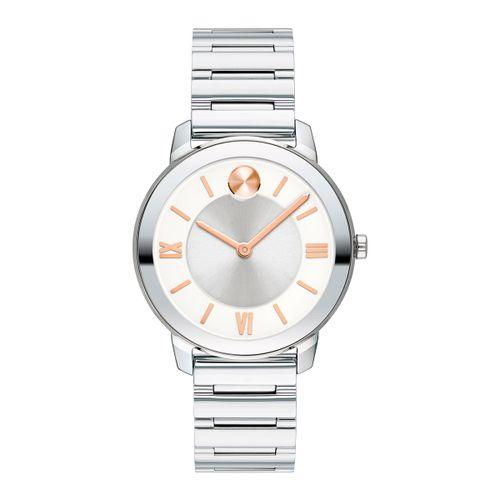 Reloj Movado Bold Plateado