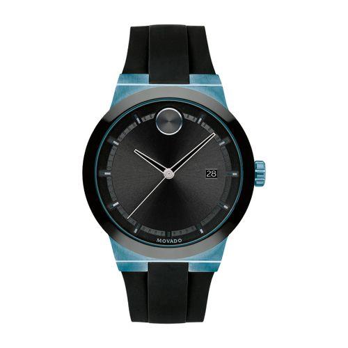 Reloj Movado Bold Fusion Negro y azul