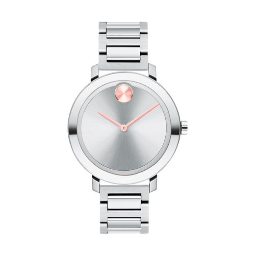 Reloj Movado Bold Evolution Plateado