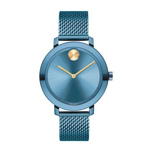Reloj Movado Bold Evolution Azul