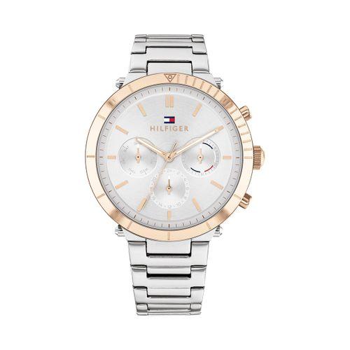 Reloj Tommy Hilfiger Emery para mujer de acero bicolor 1782348