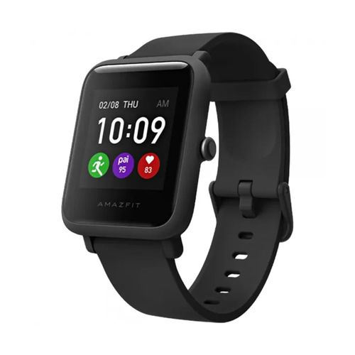 Smartwatch Xiaomi - Amazfit Bip S Lite Negro