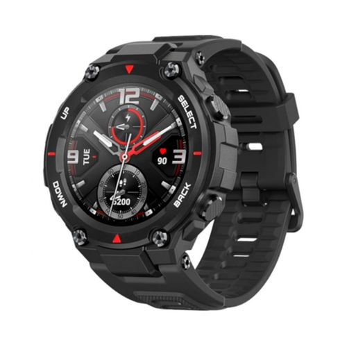 Smartwatch Xiaomi - Amazfit T-Rex  Rock Negro