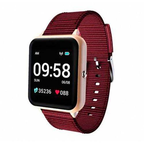 Smartwatch Lenovo S2 Rojo
