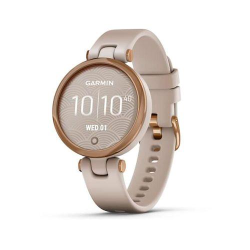 Smartwatch Garmin Lily Sport Rosé y Arena