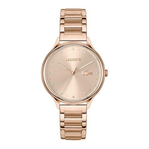Reloj Lacoste Constance de acero rosé 2001163