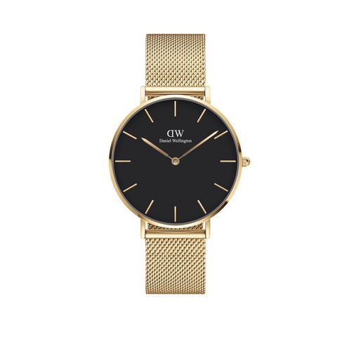 Reloj Daniel Wellington Petite Evergold de acero dorado