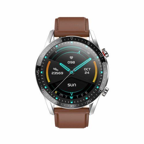 Smartwatch InnJoo Atom Cuero Marrón